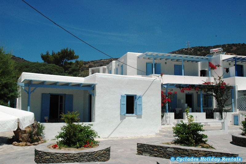 Deco terrasse la terrasse de style iles grecques et - Deco terrasse la terrasse de style iles grecques et mediterraneen ...